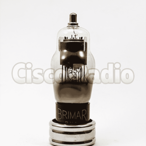 6J7 / 6J7G / 1620 / Z63 BRIMAR Made in England NOS